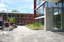 """Kassel, Evang. Schule """"Fröbelseminar"""" - Eingangsbereich"""