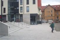 Göttingen, Quartier am Leinebogen